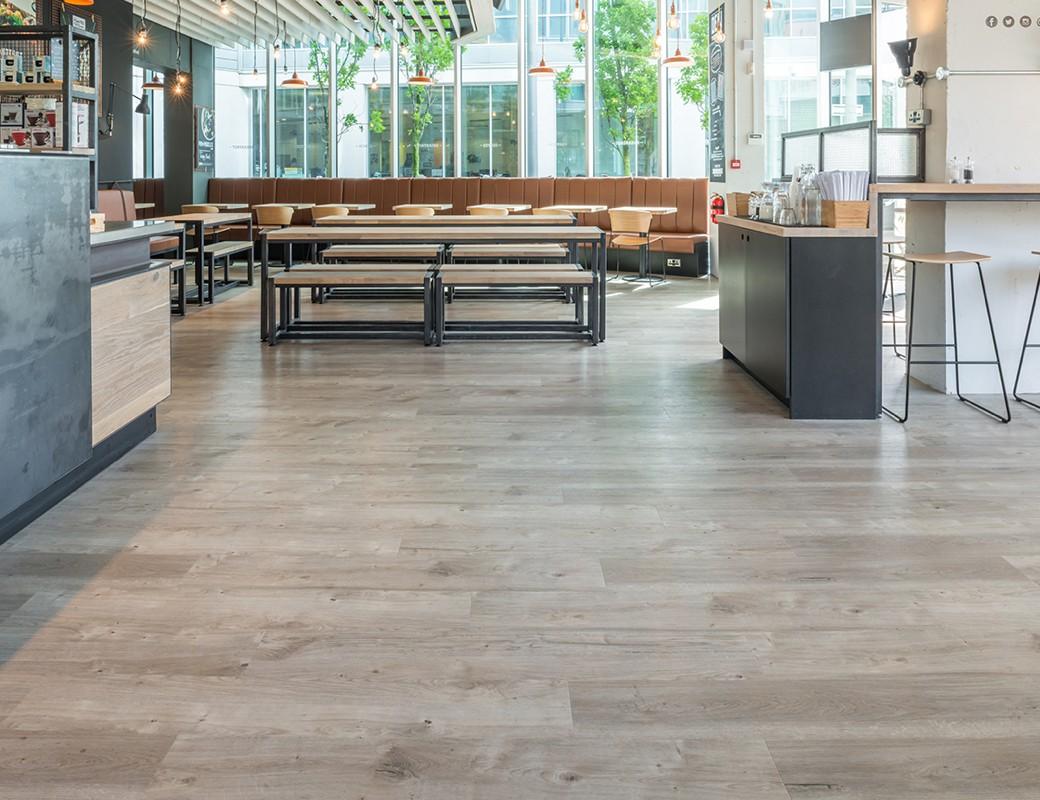 Mannington commercial luxury vinyl tile | Flooring Installation System