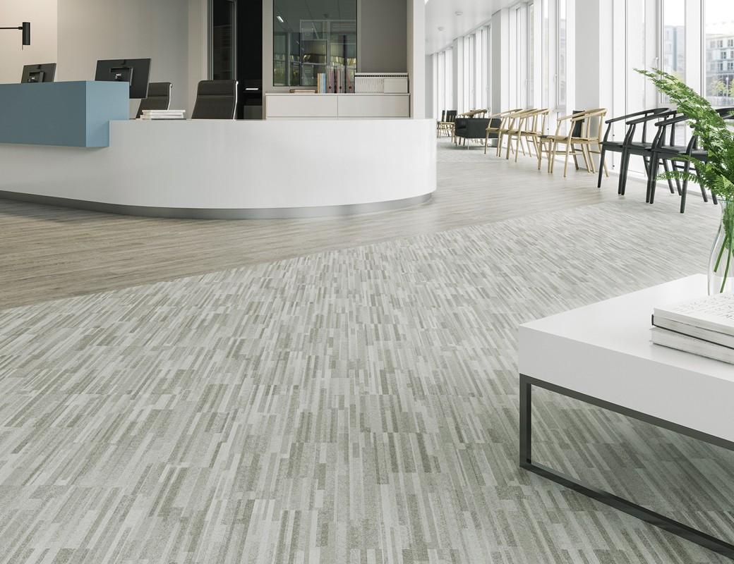 Mannington commercial vinyl | Flooring Installation System