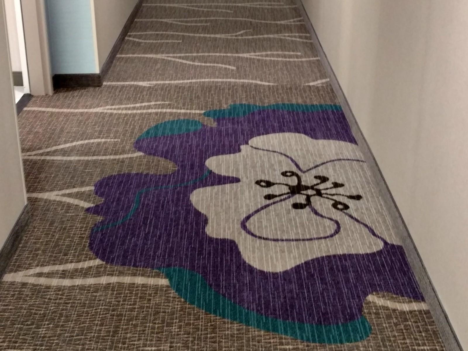 Hilton Garden Inn Springfield carpet | Flooring Installation System