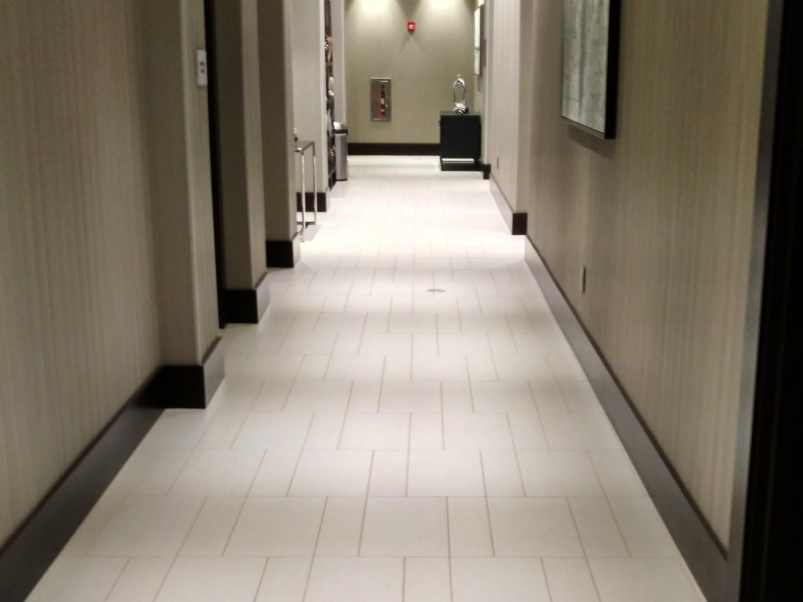 Courtyard by Marriott | Flooring Installation System