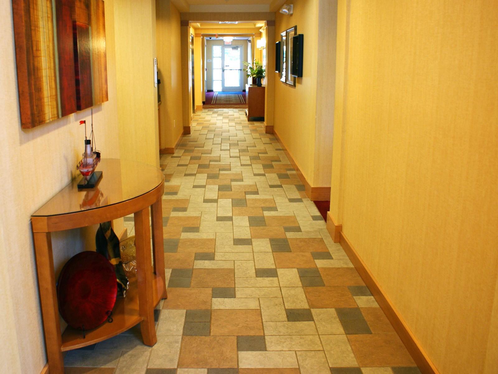 Hampton Inn & Suites| Flooring Installation System