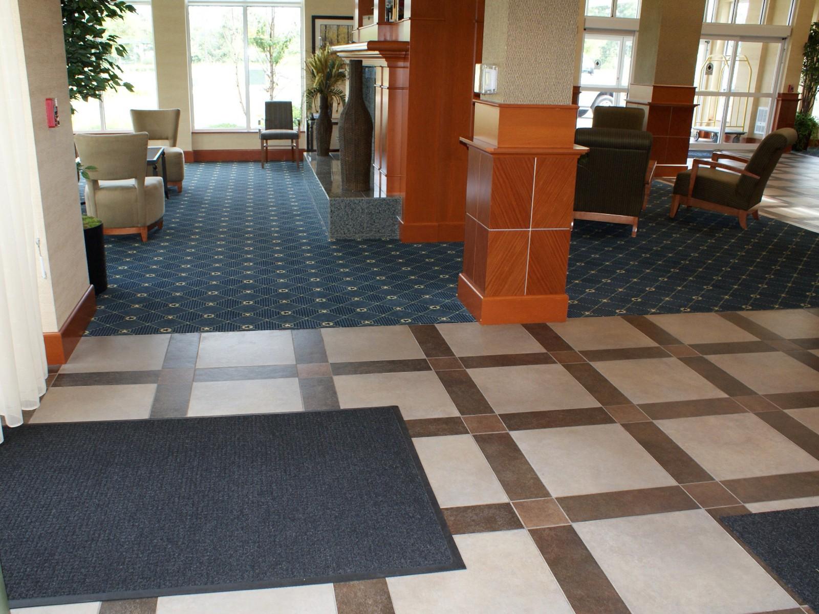 Hilton Garden Inn | Flooring Installation System