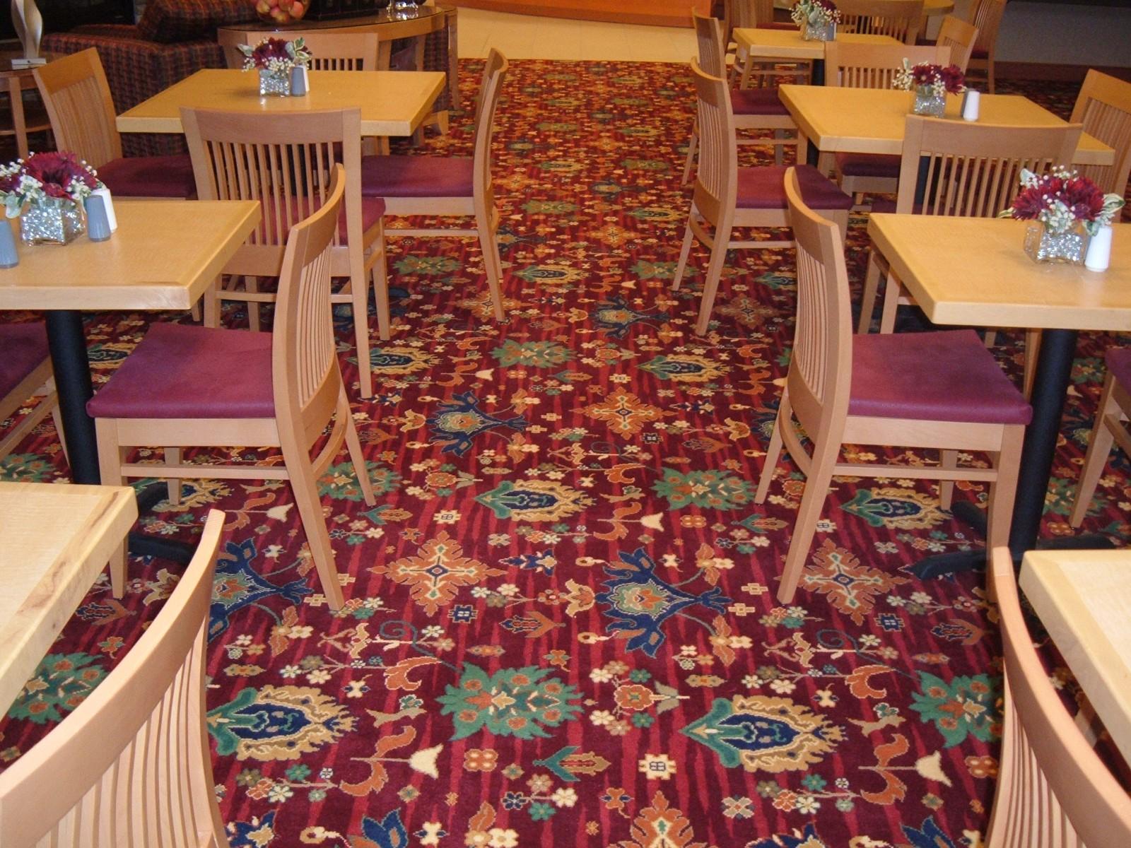 Flowers Residence Inn Mt Laurel | Flooring Installation System