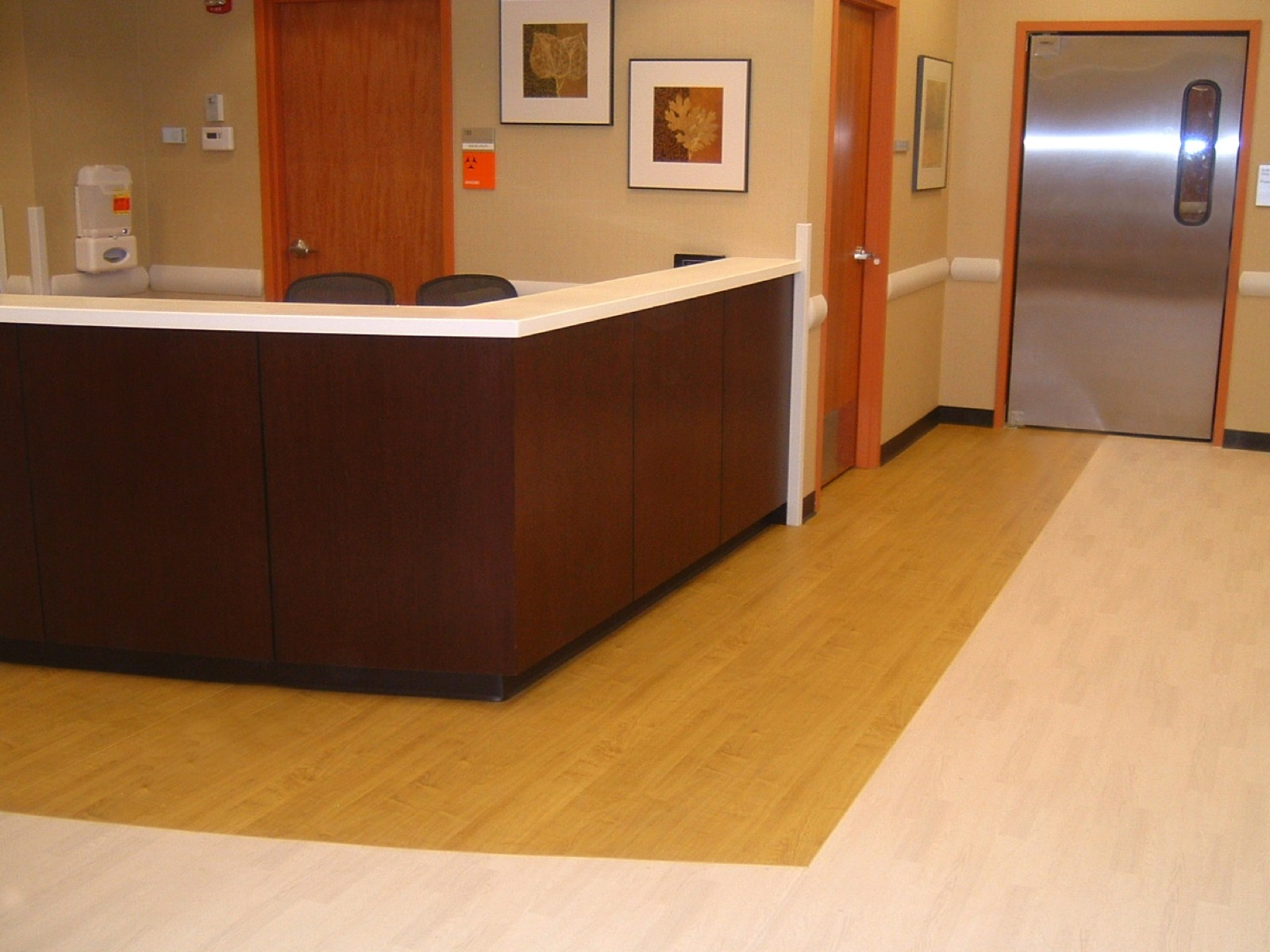 Specialty Surgical Center | Flooring Installation System