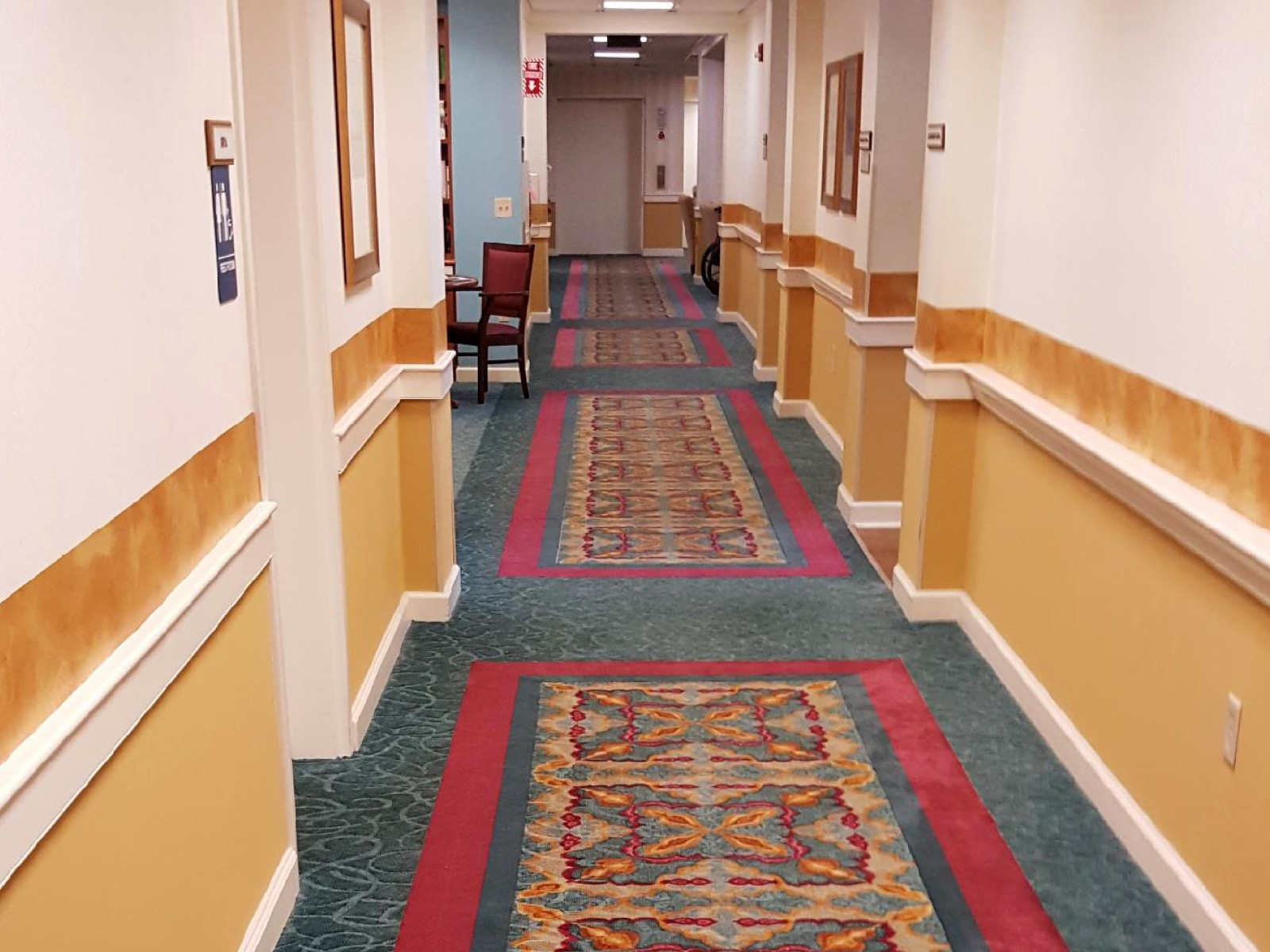 Stein Assisted Living | Flooring Installation System