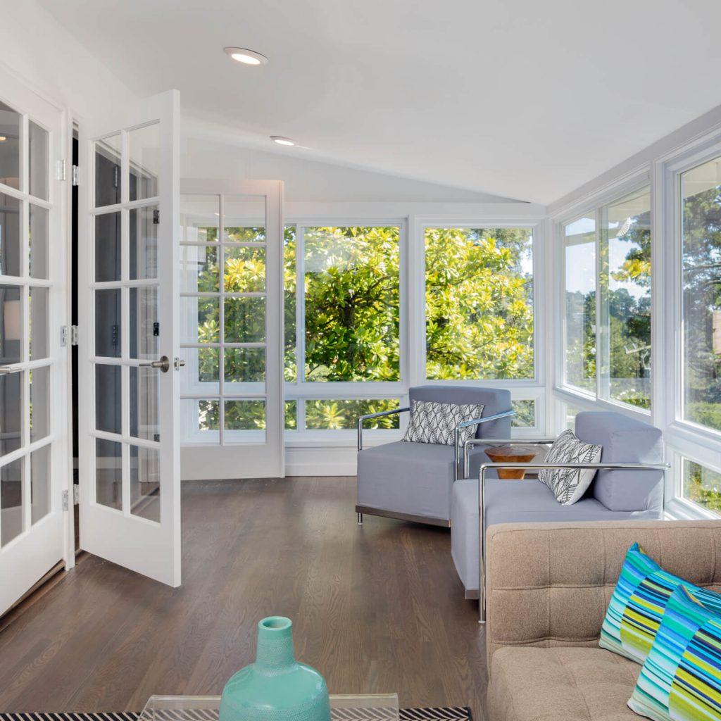 Designing the Perfect Sunroom | Flooring Installation System