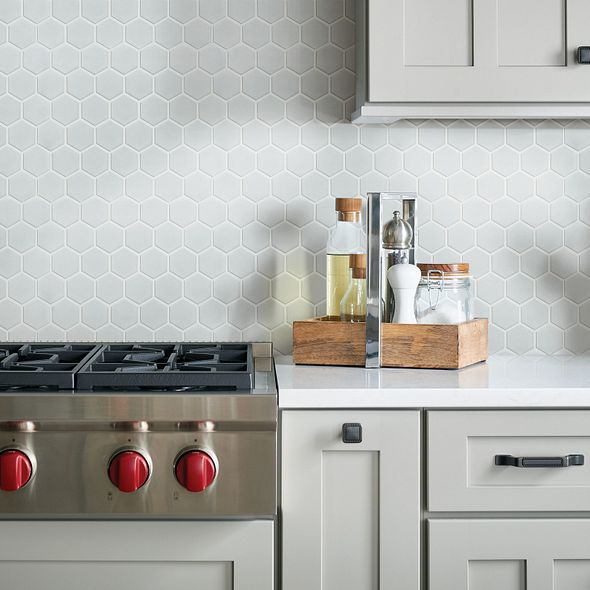 Kitchen Backsplashes for Retro Flair | Flooring Installation System