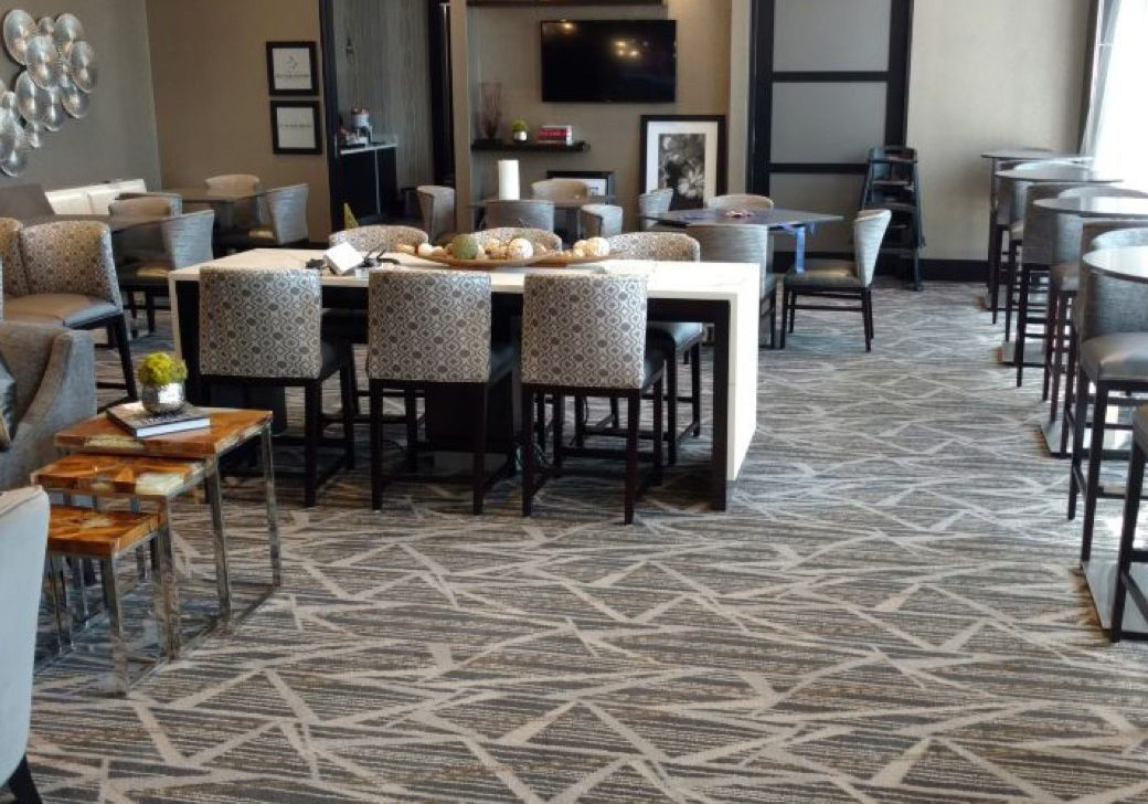 Hampton Inn Bridgewater | Flooring Installation System