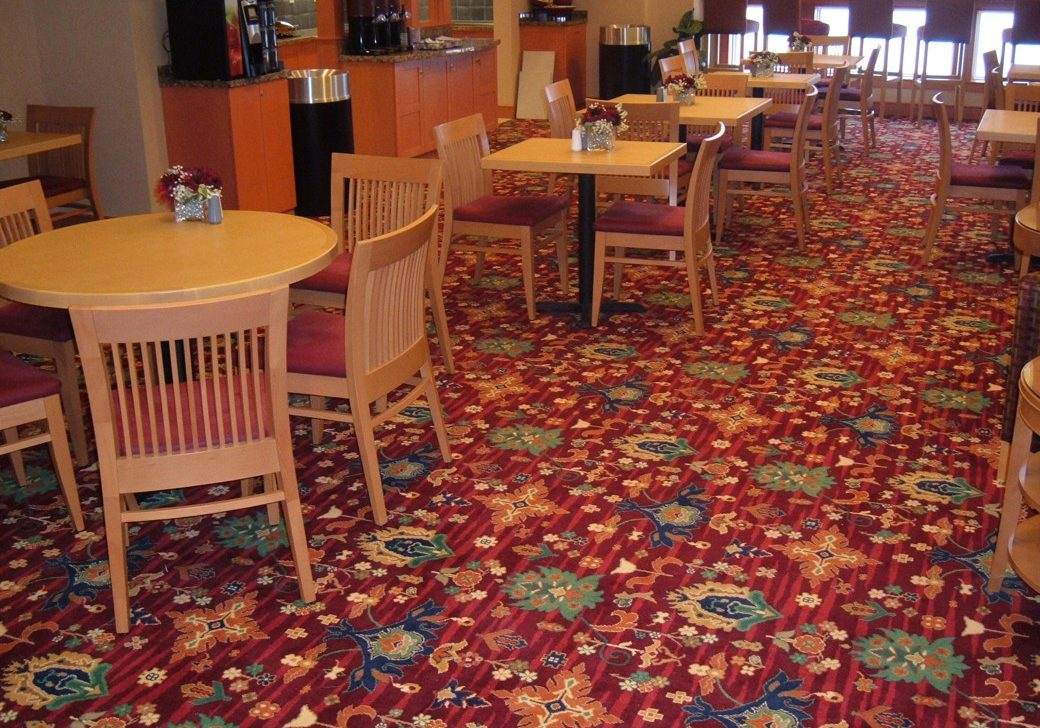 Residence Inn Mt Laurel | Flooring Installation System
